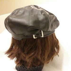 Harley-Davidson Accessories - HARLEY DAVIDSON Leather Bike Hat - Cap Men   Womens 28549a942cb